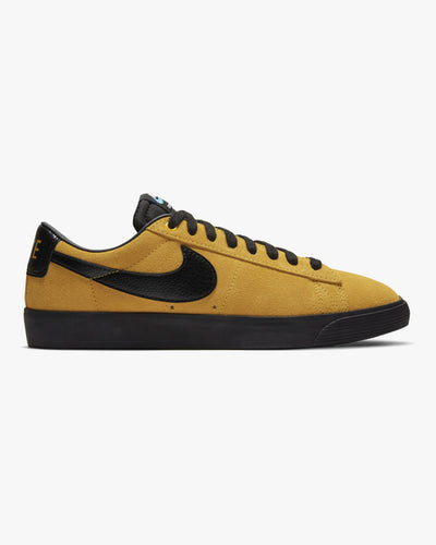 Nike SB Zoom Blazer Low GT - University Gold / Black Nike SB Trainers