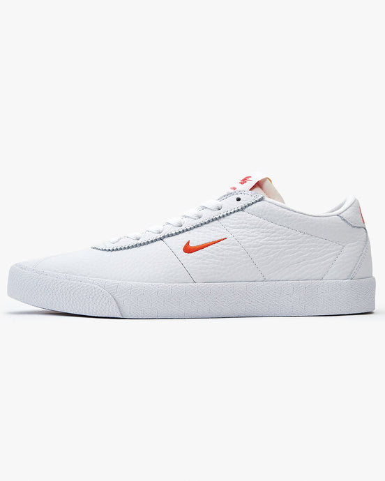 Nike SB Zoom Bruin - White / Team Orange UK 6 AQ79411016 Nike SB Trainers