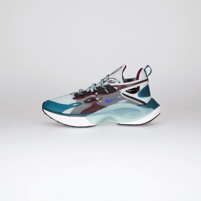 Nike Signal D/MS/X - Pure Platinum / Night Maroon / Rush Violet UK 7 AT53030037 193151627780 Nike Trainers