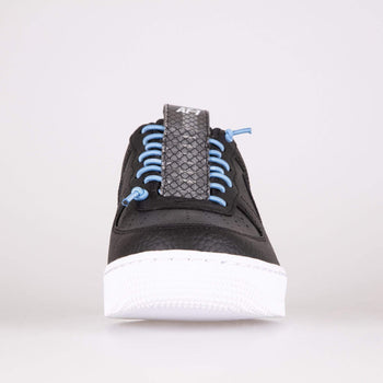 Nike Wmns Air Force 1 '07 Lux - Black / Light Blue / White Nike Trainers