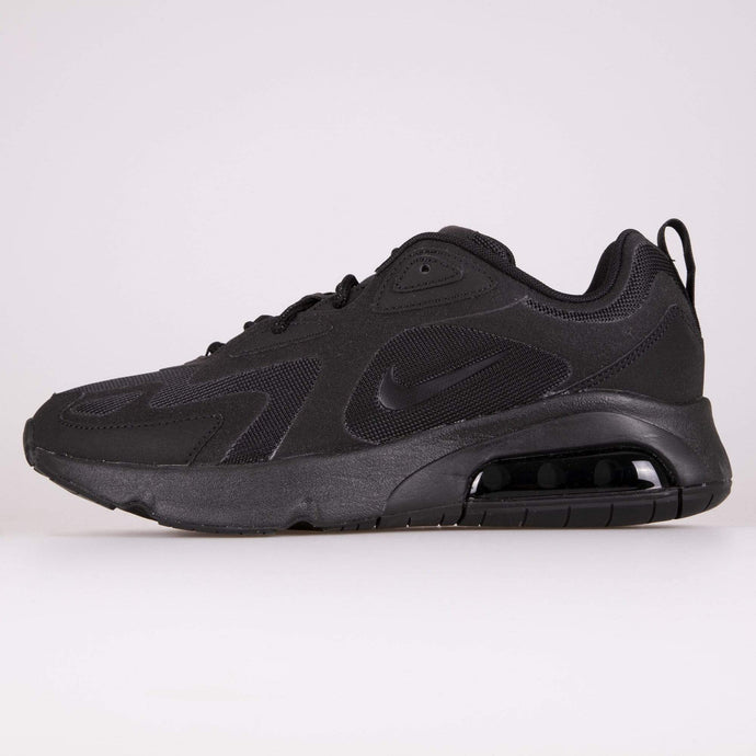 Nike Wmns Air Max 200 - Black / Black UK 3 AT61750033 193149418475 Nike Trainers