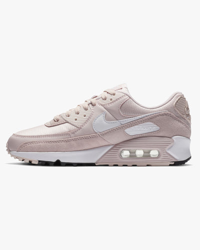 Nike Wmns Air Max 90 - Barely Rose / White Nike Trainers