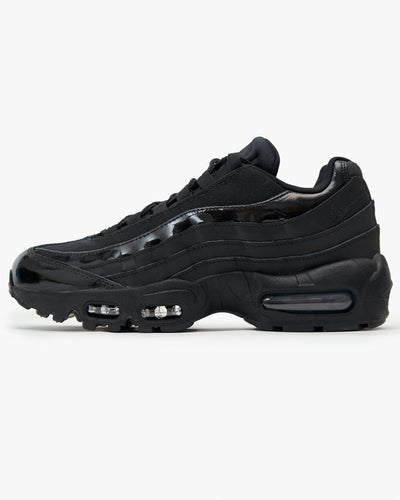 Nike Wmns Air Max 95 - Black / Black UK 3 3079600103 888411546276 Nike Trainers