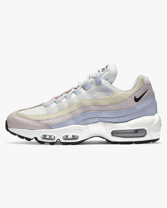 Nike Wmns Air Max 95 - Ghost / Summit White / Barely Rose UK 3 CZ56590013 194493886057 Nike Trainers