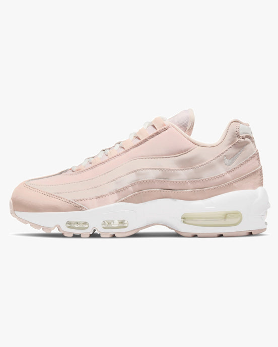 Nike Wmns Air Max 95 'Shimmer' - Pink Oxford / Summit White UK 3 DJ3859-6003 Nike Trainers