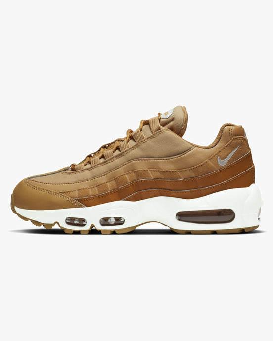 Nike Wmns Air Max 95 - Twine / Sail / Chutney UK 3 CZ39517003 194497714400 Nike Trainers