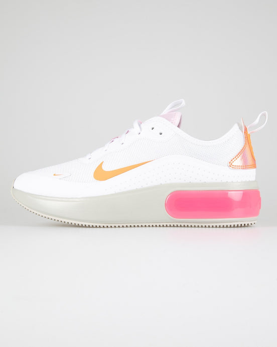 Nike Wmns Air Max Dia - White / Pink Foam / Hyper Crimson UK 3 CV30341003 193658325066 Nike Trainers