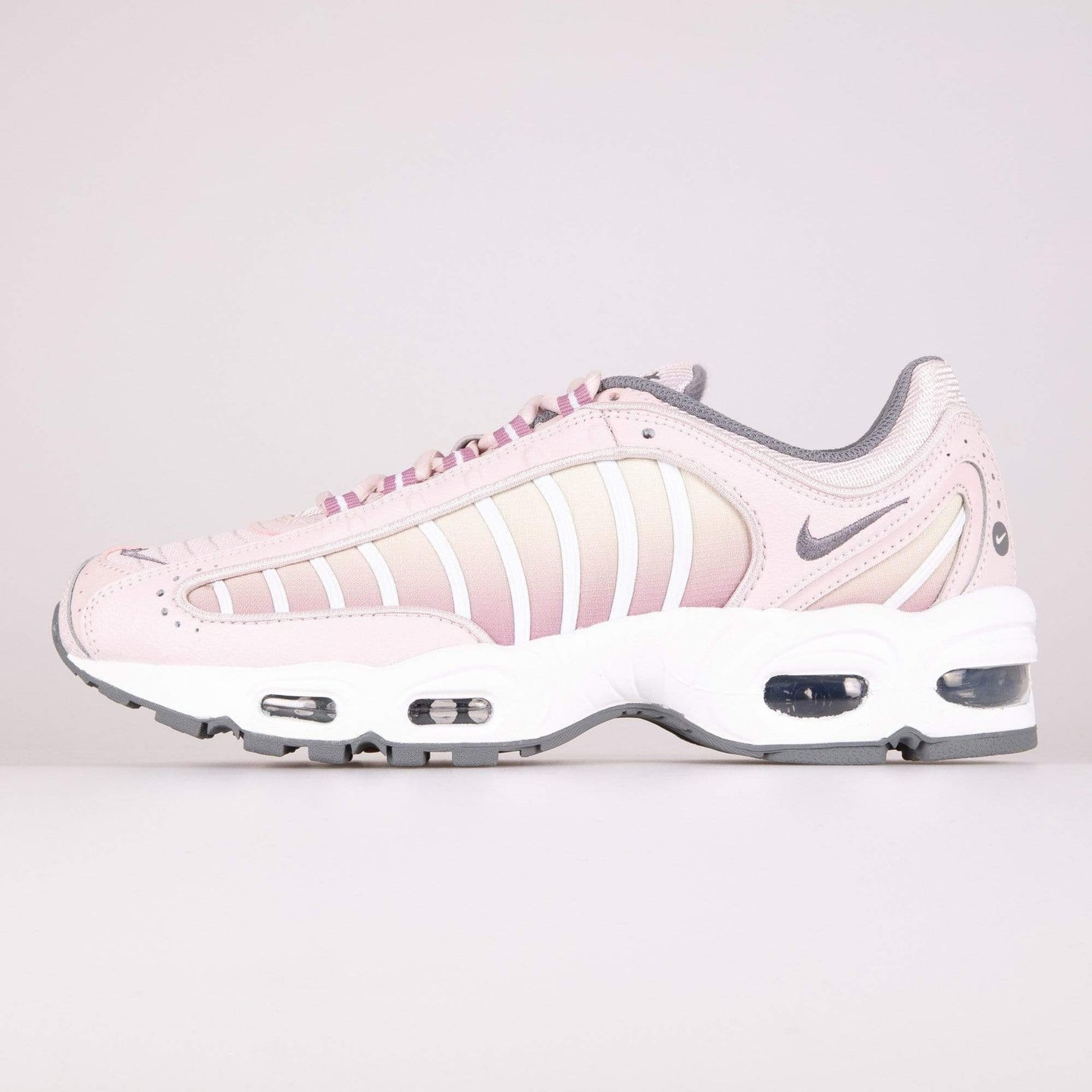 Nike Wmns Air Max Tailwind IV - Barely Rose / Smoke Grey UK 3 CK26006003 193154669411 Nike Trainers