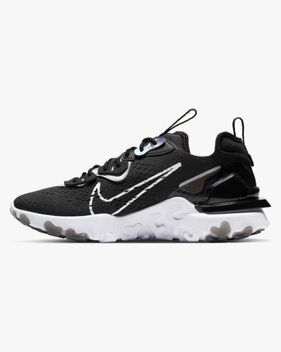 Nike Wmns React Vision - Black / White Nike Trainers