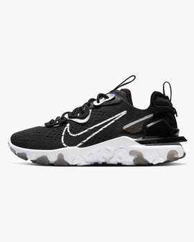 Nike Wmns React Vision - Black / White UK 3 CW07300013 Nike Trainers