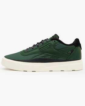 Reebok Classic Legacy Court - Utility Green / Black / Chalk UK 7 FY04897 4062063331442 Reebok Classic Trainers