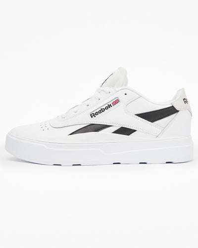 Reebok Classic Legacy Court - White / Black UK 7 FY04607 4062063327315 Reebok Classic Trainers