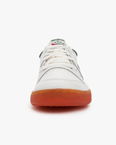 Reebok Classic Pro Workout Lo MU - White / Utility Green / Vector Navy Reebok Classic Trainers