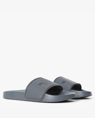 The North Face Base Camp Slides III - Zinc Grey / TNF Black The North Face Flip Flops & Sliders