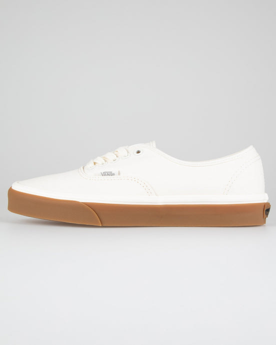 Vans Authentic 12oz Canvas - Marshmallow / Gum UK 7 VN0A2Z5IWM87 194112352444 Vans Trainers