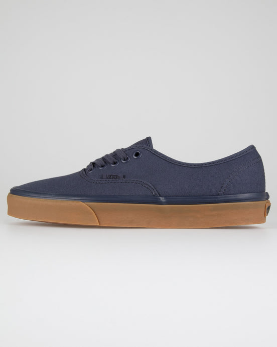Vans Authentic 12oz Canvas - Parisian Night / Gum UK 7 VN0A2Z5IWM97 194112351386 Vans Trainers