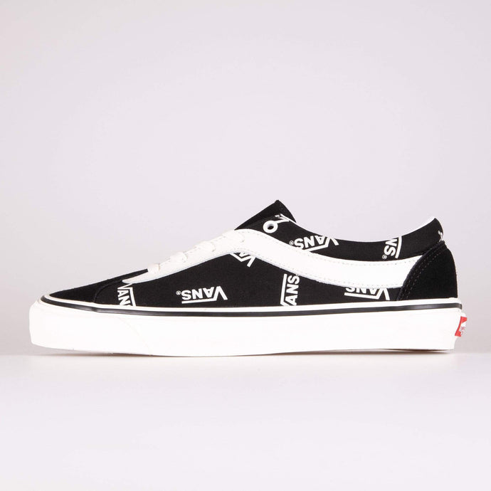 Vans Block Bold NI - Black / Marshmallow UK 8 VN0A3WLPWQW8 194116376286 Vans Trainers