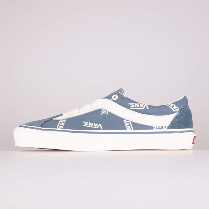Vans Block Bold NI - Blue Mirage / Marshmallow UK 8 VN0A3WLPWQX8 194116372417 Vans Trainers