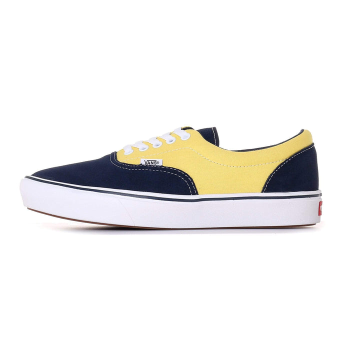 Vans ComfyCush Era Suede/Canvas - Dress Blues / Aspen Gold UK 7 VA3WM9VNO17 192824121686 Vans Trainers