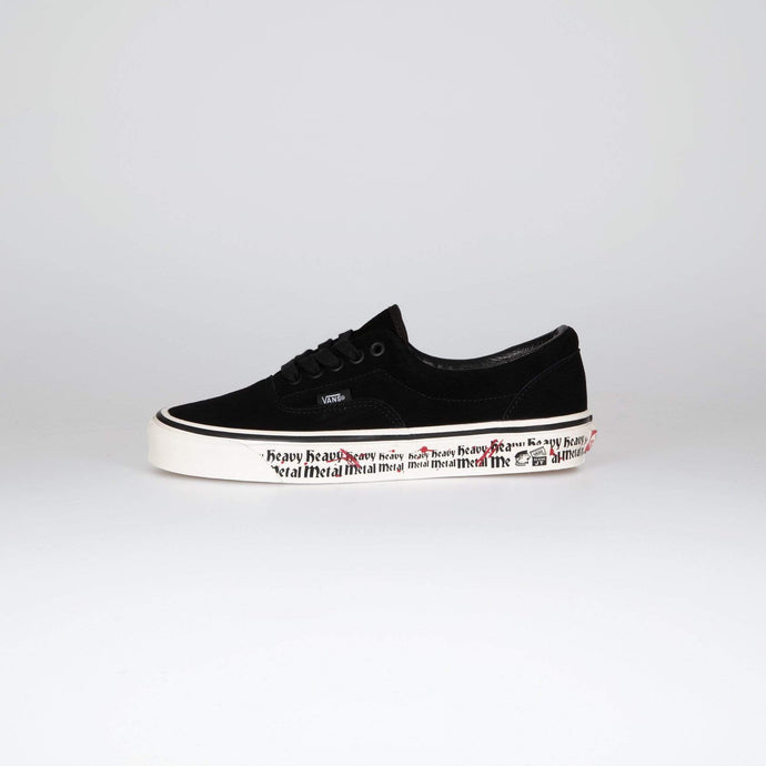 Vans Era 95 DX Anaheim Factory 'Heavy Metal' - OG Black UK 7 VN0A2RR1TIO7 680975245615 Vans Trainers