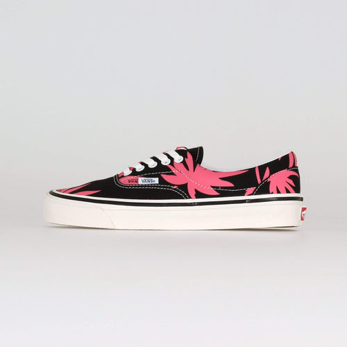 Vans Era 95 DX (Anaheim Factory) - OG Black / OG Pink / Summer Leaf UK 7 VN0A2RR1VY87 193395009106 Vans Trainers
