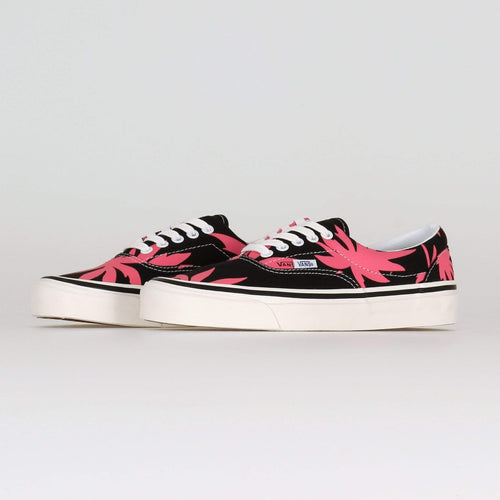 Vans Era 95 DX (Anaheim Factory) - OG Black / OG Pink / Summer Leaf Vans Trainers