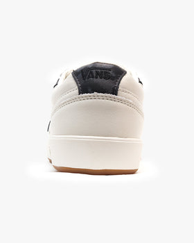 Vans Lowland CC 'Big Cat' - Marshmallow / Black / Leopard Vans Trainers
