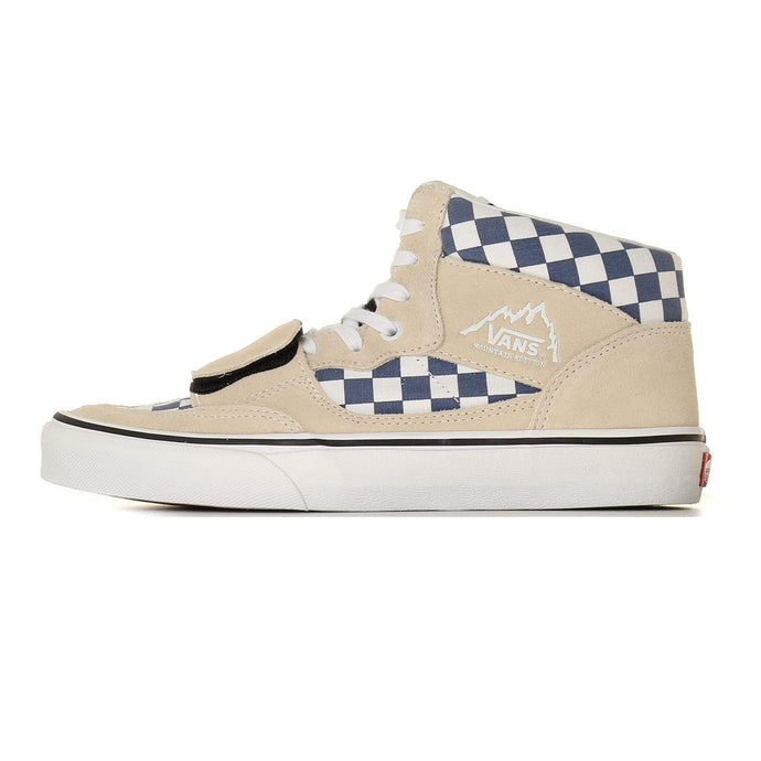 Vans Mountain Edition Suede - Checkerboard / Turtledove UK 10 VA3TKGU9110 191932870011 Vans Trainers