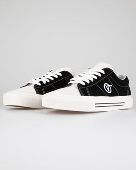 Vans Sid DX Anaheim Factory - OG Black / OG White Vans Trainers