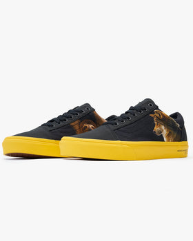 Vans x National Geographic Old Skool - Black / Photo Ark Vans Trainers