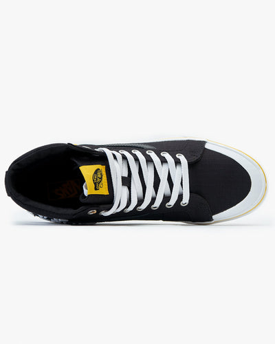 Vans x National Geographic SK8-Hi Reissue 138 - Black / Logo Vans Trainers