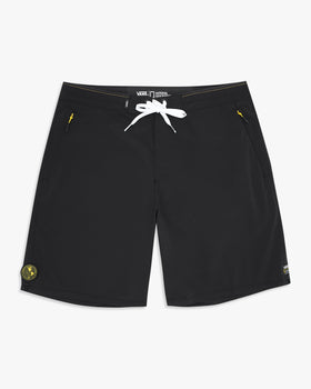 Vans x National Geographic Voyage Trunk Boardshorts - Black W30 VN0A3HV2YQP30 Vans Shorts