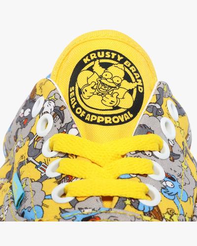 Vans x The Simpsons Era - Itchy & Scratchy Vans Trainers