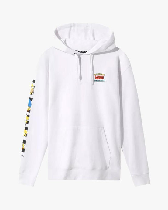 Vans x The Simpsons Family Pullover Hoodie - Family S VN0A4RTPZZZ1S 192364790434 Vans Sweaters & Knitwear