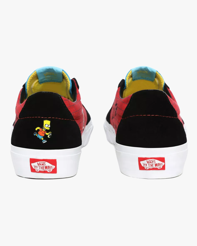 Vans x The Simpsons SK8-Low - El Barto Vans Trainers