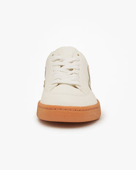 Veja V-12 Easy Leather Sneakers - Extra White / Natural / Gum Veja Trainers