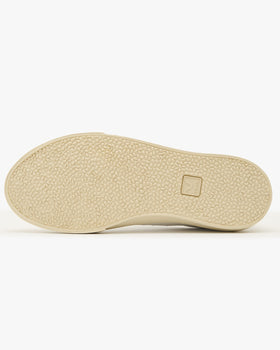 Veja Womens Esplar Leather Sneakers - Extra White Veja Trainers