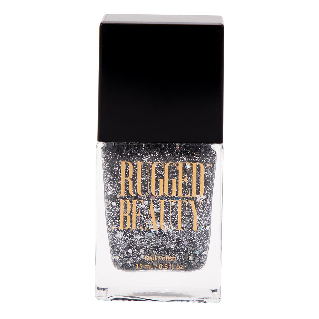 Ball Drop Sparkly Nail Polish