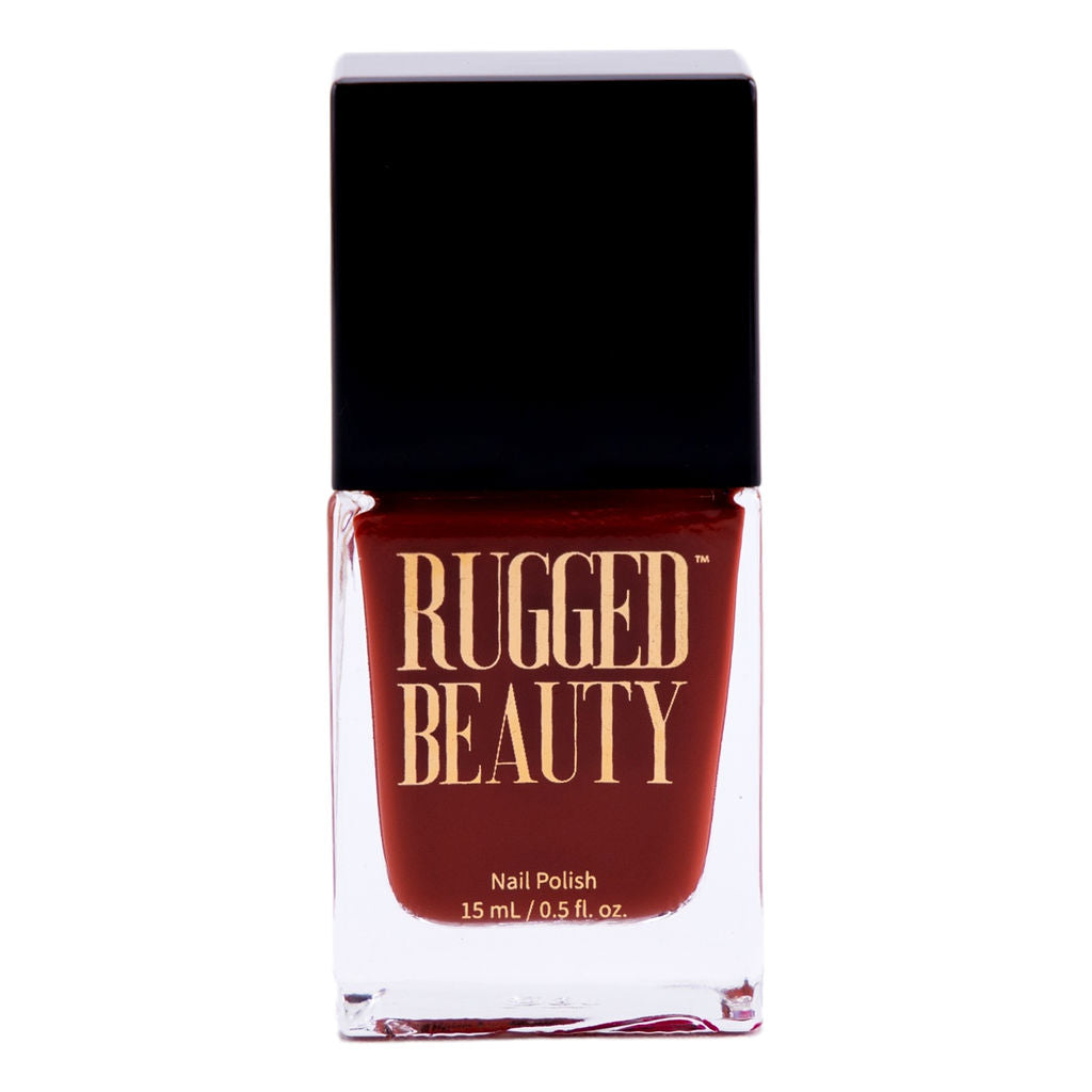 Brick & Mortar Brick Red Nail Polish
