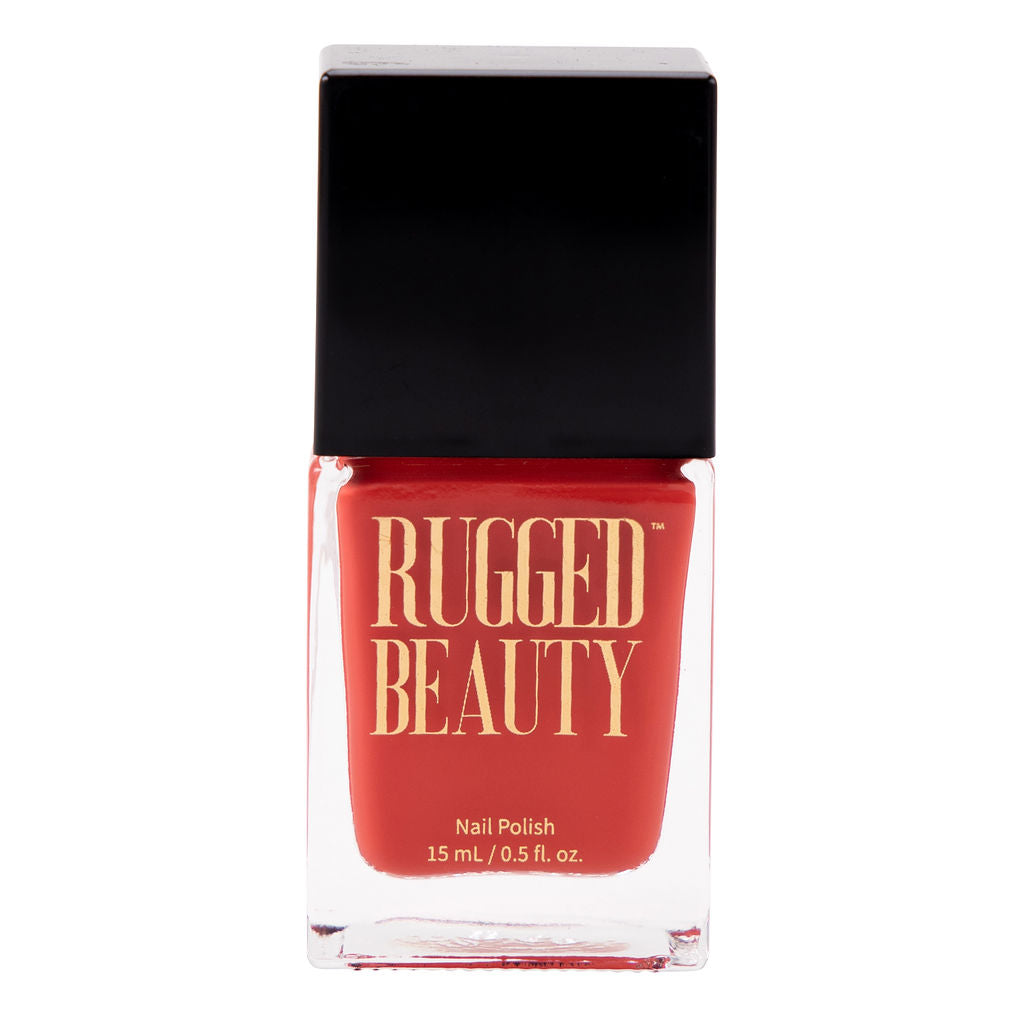 Coral Bouquet Nail Polish