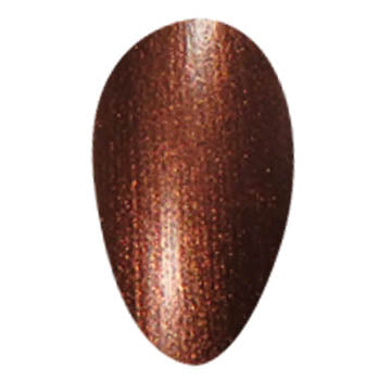 Copper Shimmery Metallic Nail Polish