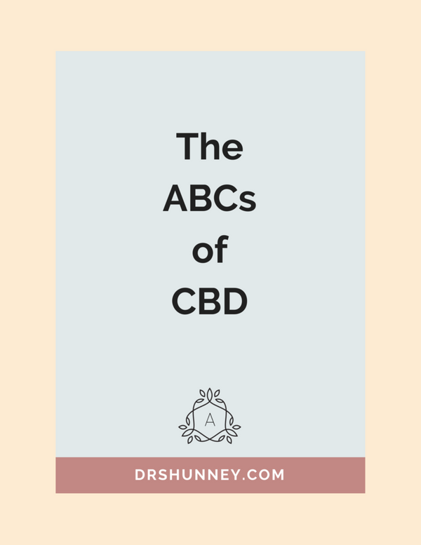 The ABCs of CBD
