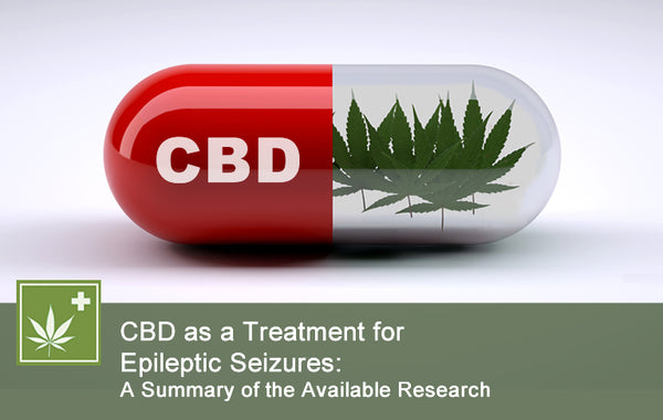 CBD TREATMENT FOR EPILEPSY