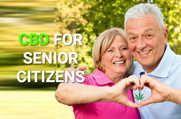 The Benefits of CBD for Senior Citizens
