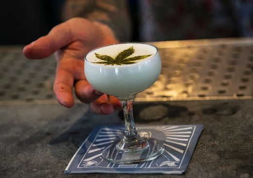 Cannabis food, drinks to be 2019's hottest dining trend, top chefs say