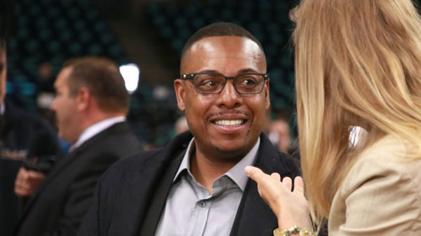 Paul Pierce explains why he uses CBD oil
