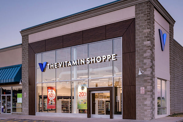 The Vitamin Shoppe sells CBD & CBD Edibles