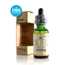 Pacific CBD Co - 2000mg CBD Oil Drops Mango, Peppermint, Strawberry Flavors Pacific CBD Co - 2000mg CBD Oil Drops Mango, Peppermint, Strawberry Flavors www-pacificcbdco-com.myshopify.com www.pacificcbdco.com