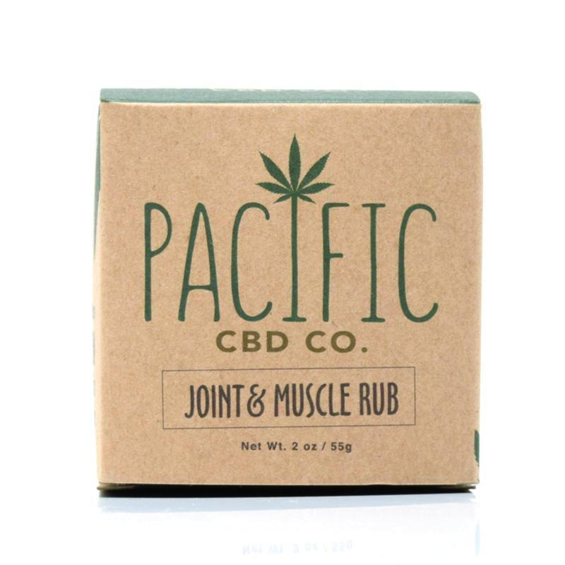Pacific CBD Co - 500mg CBD Joint & Muscle Rub for Pain & Soreness Pacific CBD Co - 500mg CBD Joint & Muscle Rub for Pain & Soreness www-pacificcbdco-com.myshopify.com www.pacificcbdco.com