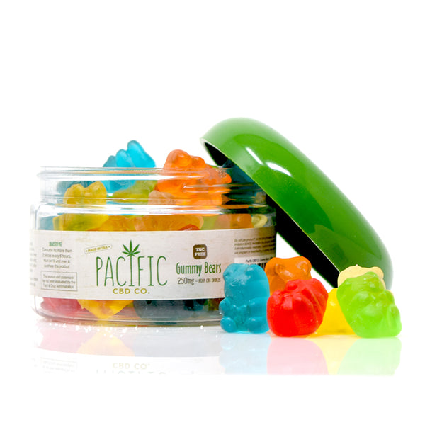 Pacific CBD Co - 250mg CBD Gummy Bears Pacific CBD Co - 250mg CBD Gummy Bears www-pacificcbdco-com.myshopify.com www.pacificcbdco.com
